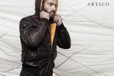 Artico collection #menscoat #mensouterwear