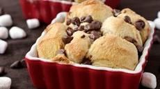 S'mores Monkey Bread recipe from Pillsbury.