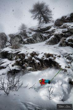 Ski #AdventureVentures #MyWorldRegistry #HumanSpirit