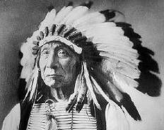 """""""In the 1800's, Native American men from other tribes sometimes began to wear Plains-style warbonnets. Partially this was because of the American tourist industry, which expected Native Americans to look a certain way. Partially it was because many Native American tribes were forced to move to Oklahoma and other Indian territories during this time in history, so tribes that used to live far apart began adopting customs from their new neighbors."""""""