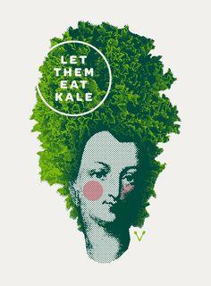 Let them eat kale j fletcher
