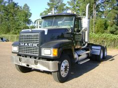 2005 MACK Conventional Day Cab Trucks CH613 for sale #mack #truck