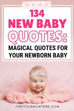 A newborn is a life-changing experience. New baby quotes act as a reminder as well as a welcome home message that can last for life. #new #baby #quotes #captions #sayings Newborn Baby Quotes, New Baby Quotes, Cute Baby Quotes, Baby Girl Quotes, Son Quotes, Daughter Quotes, Baby Captions, Magical Quotes, Father And Baby