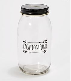 I know this isn't a huge life hack but just by putting a little money away can add up in the long term. This way you can make it cute and a goal to fill that jar!