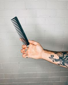 Combs are the quintessential grooming tool of the modern man. - Combs are the quintessential grooming tool of the modern man. ⠀ ⠀ And yet, most of us struggle - Eyebrow Grooming, Beard Grooming, Hair Due, Out Of Shape, Hair Breakage, Damaged Hair, Easy To Use, Modern Man, Static Electricity