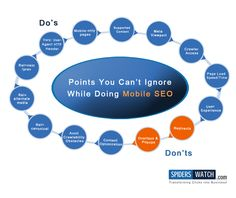 Mobile SEO Tips, Have a look !