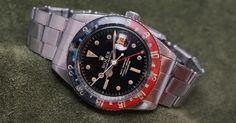 GMT Ref-6542 Bakelitebezel