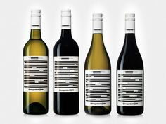 The Underground Project Wines — The Dieline - Branding & Packaging Design