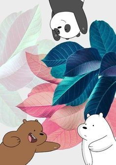 142 Best We Bare Bears Phone Wallpapers Images We Bare