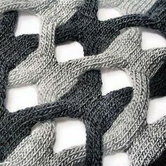 Knit structure