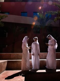 Khaliji Arab Men