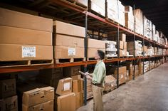 Turn your warehouse into a strategic advantage.