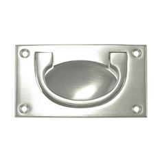 Large Flush Cabinet Handle