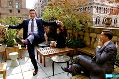 Million Dollar Listing New York- Fredrik getting Ryan to do a high kick was one of the high points of this season for me! Ryan is such a tool!!