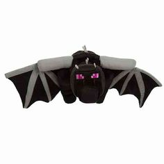 Minecraft 24 Enderdragon Deluxe Plush Stuffed Toy *** Read more details by clicking on the image. Minecraft Wolf, Minecraft Ender Dragon, Minecraft Baby, Minecraft Gifts, Minecraft Video Games, Wolf Plush, Minecraft Characters, Baby Car Seats, Gym Bag