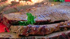 Season your next beef brisket roast with this flavorful spice rub. Slow roasting makes a tender and juicy brisket.