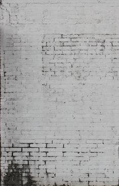 grungy white brick wall texture