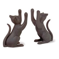 Cat Bookends - Set of 2 | eGlobalLiving.com