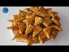 Extrémně snadné a chutné! Rodina to moc miluje, oběd a večeře - YouTube Appetizer Recipes, Snack Recipes, Appetizers, Real Food Recipes, Cooking Recipes, Ramadan Recipes, Salty Snacks, Turkish Recipes, Everyday Food