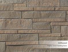 Shadow Stone® Building Stone - Driftwood