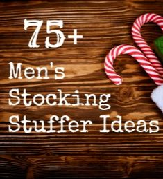 75+ Stocking Stuffer Ideas for Men