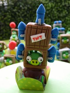 Bad Piggies by Ana_Fuji, via Flickr