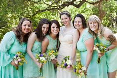 Today's wedding is natural, earthy, and absolutely wonderful in every way! Addison Studios captured all the beautiful moments of Kira & Ryan's sweet spring Mint Bridesmaid Dresses, Wedding Bridesmaids, Wedding Dresses, Lilac, Purple, Pink, Beautiful Moments, Spring Wedding, Mercury