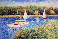 Monet - Bassin d'Argenteuil