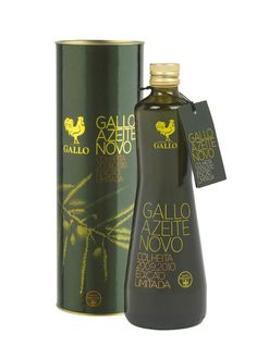 Azeite Gallo. The best olive oil in the world, it's Portuguese.