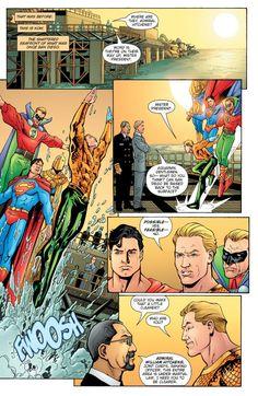 Preview: Aquaman (2003) #23   DC Comics News