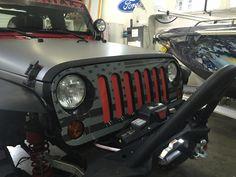 Custom JeepGrillz Wraps, Rap Music, Rolls