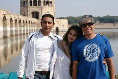Shahzad Nawaz with Mehreen Syed and Director, Ismail Jilani Couple Photos, Couples, Couple Shots, Couple Pics, Couple Photography, Romantic Couples, Couple