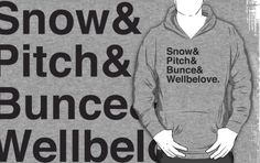 Simon Snow Carry On (Last Names) Black Text | Hoodie (Pullover)