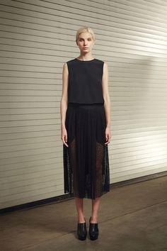 Rachel Comey collection printemps/été 2015 #mode #fashion