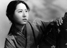 Kagawa Kyoko (香川京子) 1931-, Japanese Actress