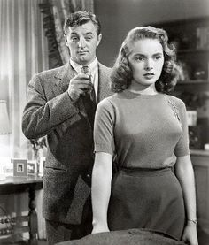 Holiday Affair is another of my favorite oldies...Janet Leigh and Robert Mitchum, so you can't go wrong!
