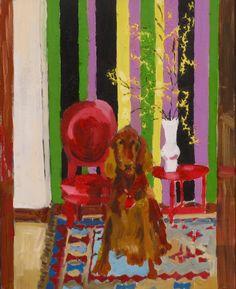 By Georgia Lobo  50X30 óleo sobre tela
