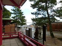 """Akama Shingu"" (Sacrario), Shimonoseki Yamaguchi Japan, Ottobre"