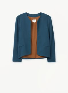Wilfred Exquis Collarless Jacket