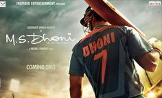 Fox Will Be The Worldwide Distributors For MS Dhoni Biopic Film…