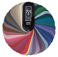 Summer Swatch Fan Color Me Beautiful
