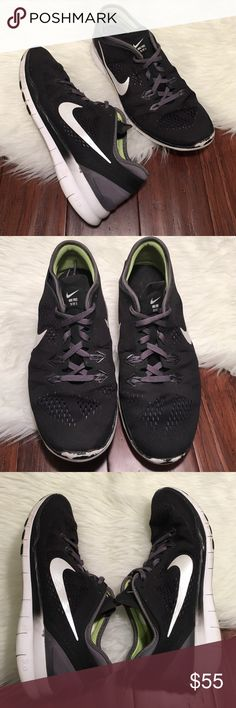 | Nike | Free TR Fit 5 Sneakers In excellent used condition. Some wear shown on the toes but other than that they are in great shape. Very lightweight and perfect for running! Just needs a quick surface cleaning. LOWEST PRICE SO NO OFFERS PLEASE Nike Shoes Athletic Shoes