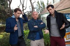 @mrsilverscott can't compete with #TeamDrew in the style department =)