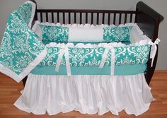 1000 Images About Baby Girl Bedding Sets On Pinterest