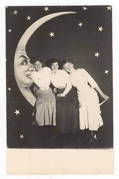 Next party I have I want to make a moon cut out for a photo set up.