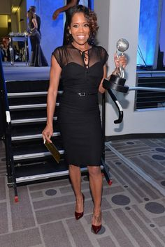"Regina King won an award for Outstanding Directing in a Drama Series "" Southland "" at the 45th NAACP Image Awards 2014"