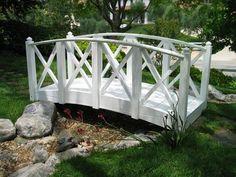 small bridge for the garden...