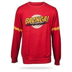 BAZINGA..... indeed i need this sweater