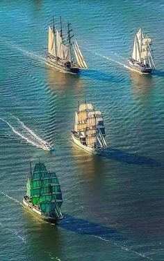A boutique cruise is a unique sailing experience that will take you to places you never imagine on a comfortable home-like ship. Boutique cruises take place on small and medium vessels and therefore accommodate only a small limited number of travelers. Old Sailing Ships, Ocean Sailing, Wooden Ship, Yacht Boat, Sail Away, Submarines, Tall Ships, Water Crafts, Nautical