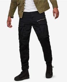 3acbc422b811 G Star Men s Rovic Zip Tapered Pants G Star Raw